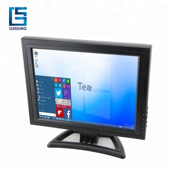 15 inch resistive touch screen monitor for sale