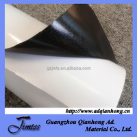 glossy black self adhesive pvc film for cars