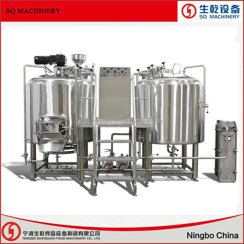 complete beer brewing systems/micro beer brewing equipment /home brewing equipment
