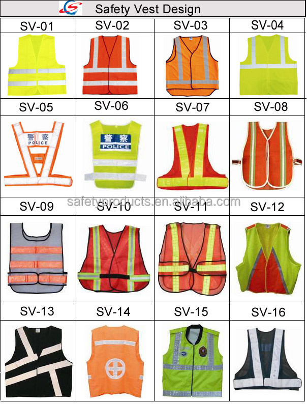 cheap used clothes china safety vest clothes stock