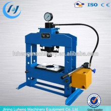 LH campany Manual/electric hydraulic press/Molding machine