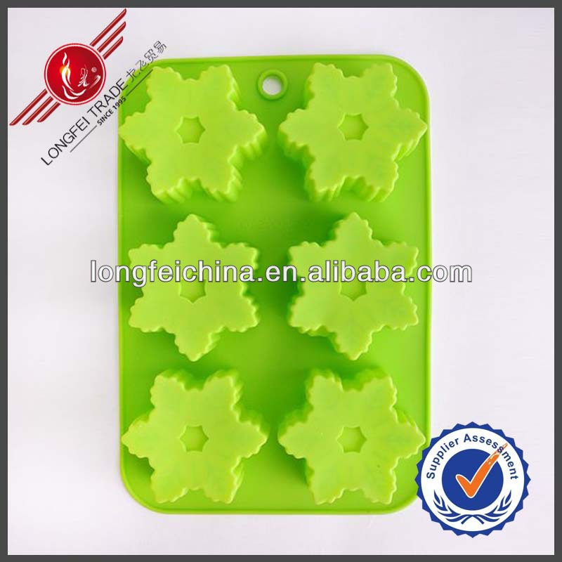 Silicone 3D Cute Silicone Cake Baking Pop Mould Pan