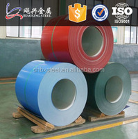 Small Skin-passed Spangle Color Coated Galvanized Steel Coil