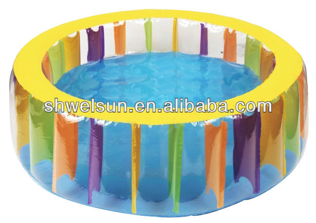 Inflatable Round Swimming Pool