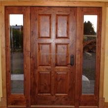 Outside door design solid wood front ourdoor doors