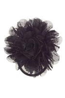 Organza Lace Flower Elastic/Hair Ties