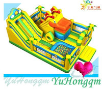 durable outdoor custom made inflatable bouncer slide for kids