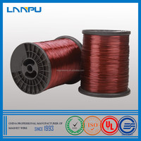 UL Approved AWG Aluminium Magnet Wire 0.5mm Electric Enamelled Aluminium Wire