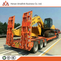 Multiple Used Machinery Bulk Cargo Transportation