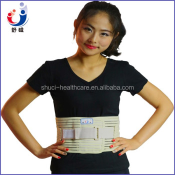 Medical Grade Breathable Lumbar Lower Back Pain Support Belt Brace