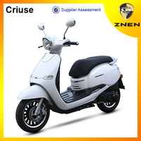 ZNEN MOTOR --EURO 4 VESPA RETRO scooter 50cc 125cc 150cc 12' tire gas scooter best sell in South America