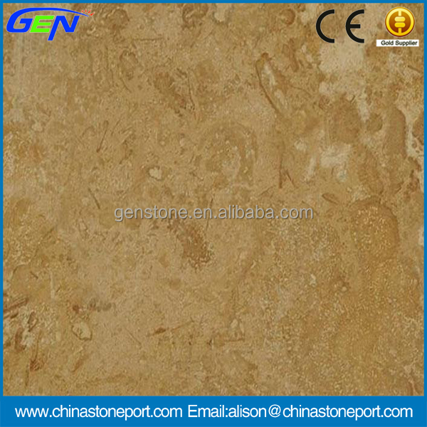 Hot Sell Natural Polished Brown Tuscany Marble Stone Tiles