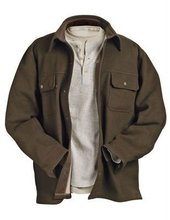 100% cotton men's fashion workwear jacket for winter