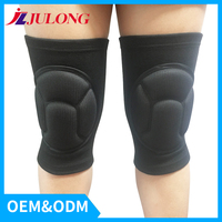 Wholesales Elastic Custom Volleyball And Basketball Protective Knee Pad