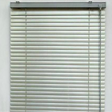 European Style Office Shutters Aluminium / Wooden Blinds