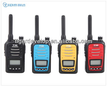 walkie talkie mini uhf transceiver two way radio
