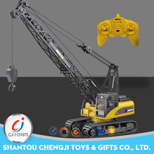 1 14 scale 15ch crane model 2.4GHz rc truck model diecast