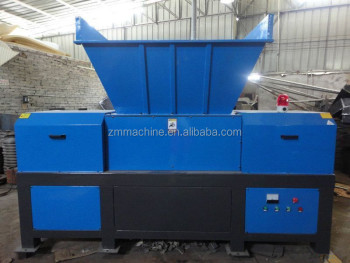 used plastic bags shredder machine price