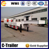 Engineering & Construction machines transport lowboy loader trailer