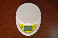 Digital Food Kitchen Scale 5kg/11lb Electronic Balance Weighter Weight Watchers