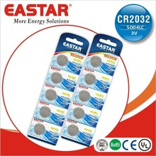 blister card 3v button cell cr1820 cr2030 cr2032 battery