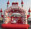 Popular bouncing castle/inflatable bouncer for kids