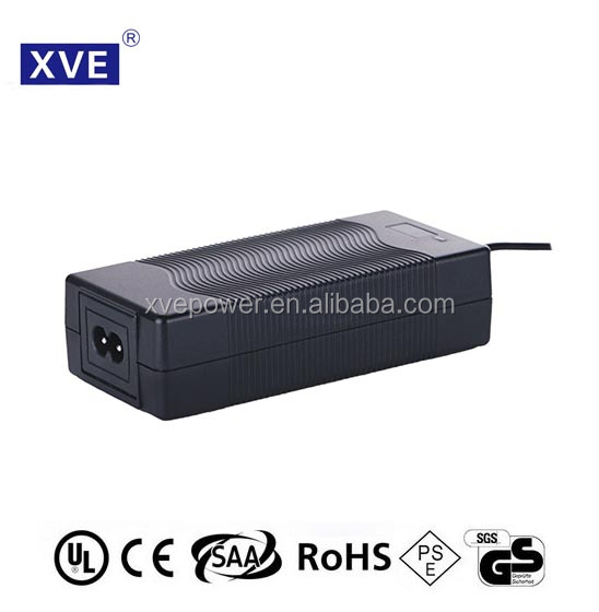 XVE Desktop style ac 220v to dc 12v adapter CB PSE Approved 12V 5a 60W AC DC Adapter for Laptop