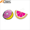 Custom Made Fruits Lapel Series Grapefruit Brooch