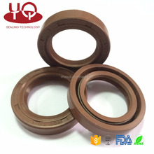 Brand Shanghai Youqi oil seal auto Motorcycle Front Fork Damper repair kit Dust proof Rubber Oil seals size 25*37*7