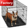 China factory high quality mesh dog cage for sale cheap