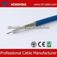 Sell 75OHM 1.02mm Inner Conductor Good Quality Thin RG6 Coaxial Cable