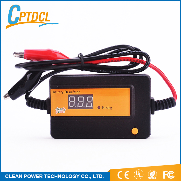 Superior quality lead acid battery desulfator car lead acid battery desulfator