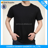 Wholesale High Quality Bulk Cotton Blank T-Shirt For Printing