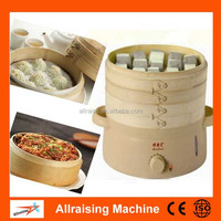 Electric Bamboo Steamed Bun Steamer