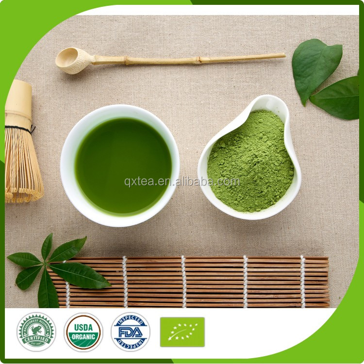 USA Standard matcha green tea powder