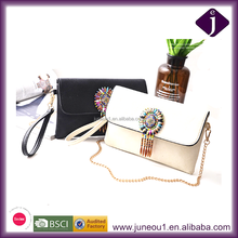 Luxury Flower Evening Clutch Bag Party Handbags Made of Beads