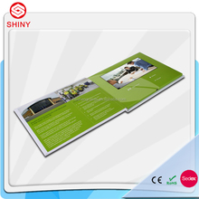 Hot sale video brochure for promotion