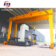 New Model 25Ton Industrial Goliath Crane Price