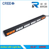 Factory directly 4x4 120W/180W/240W/300W auto strobe amber led light bar 180W 0ffroad led lamp bar