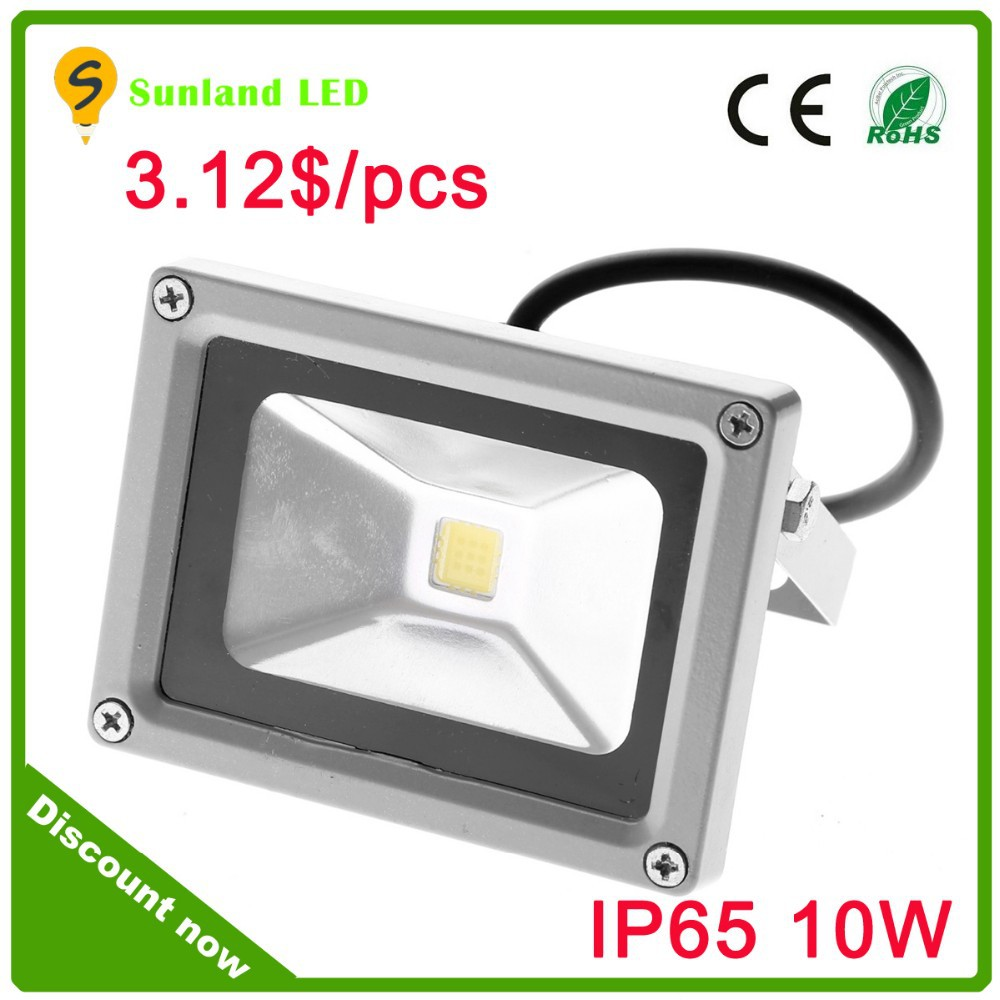 Small size AC85-265 5500k CE ROHS waterproof ip65 led light <strong>flood</strong>