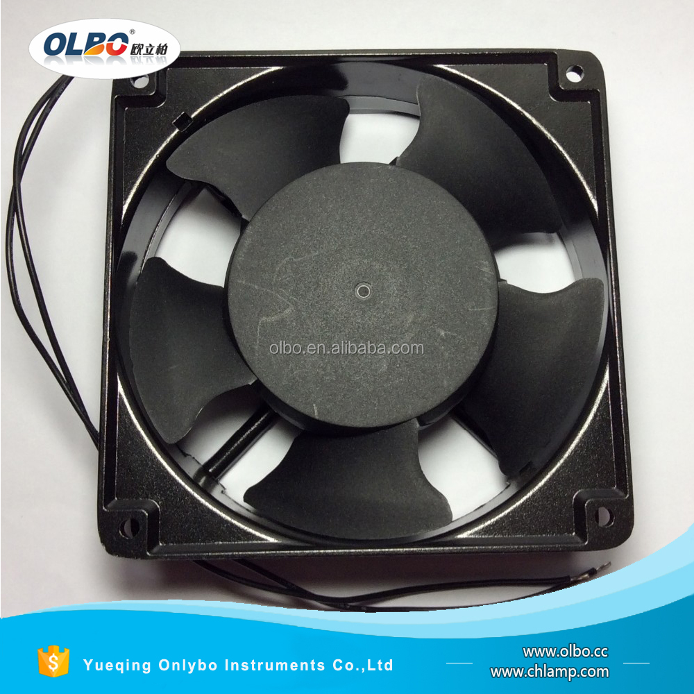 Ball Bearing Fan 110V 12038 120mm 60hz AC Axial Cooling Fans 120x120x38 110v 220v 380v