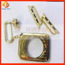 for apple watch gold housing bezel plated frame perfect testing with diamond with small buttons