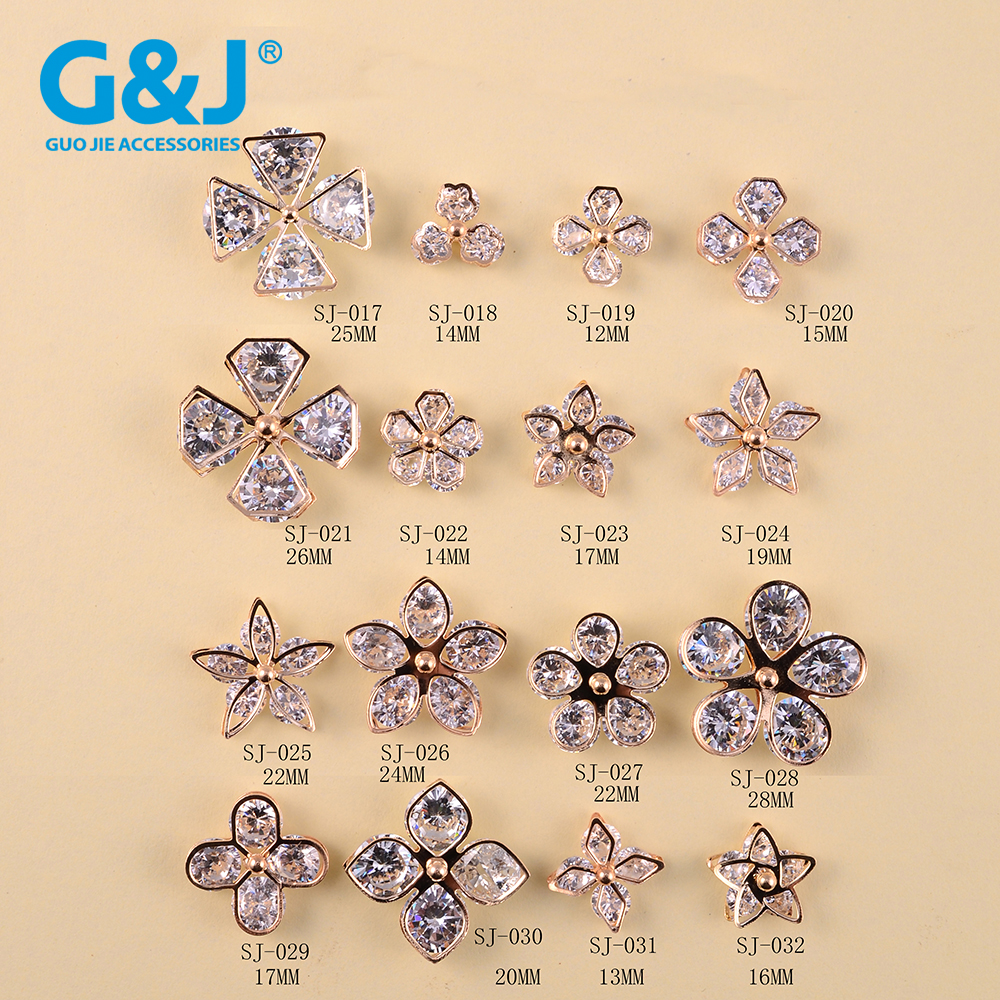 new arrival zircon rhinestone shoe clips, shoe buckles, shoe accessories