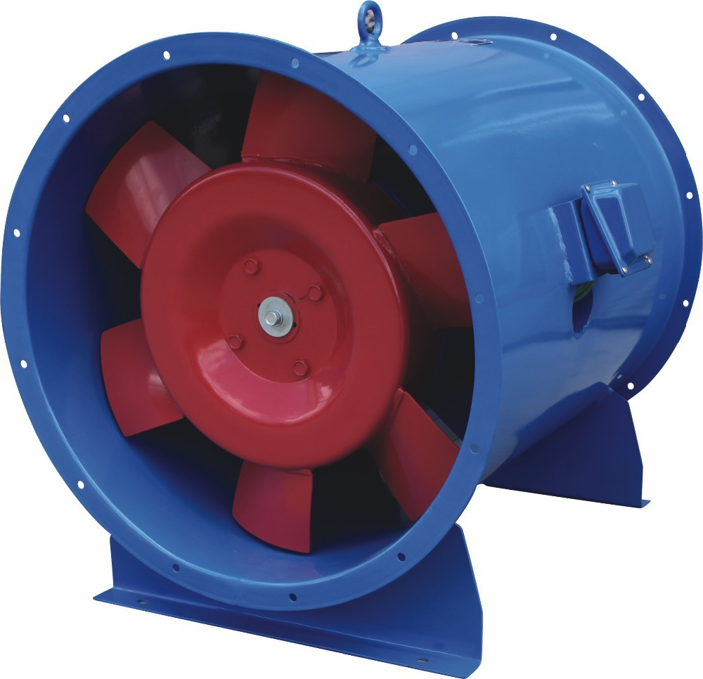 ac industrial axial flow ventilation fan