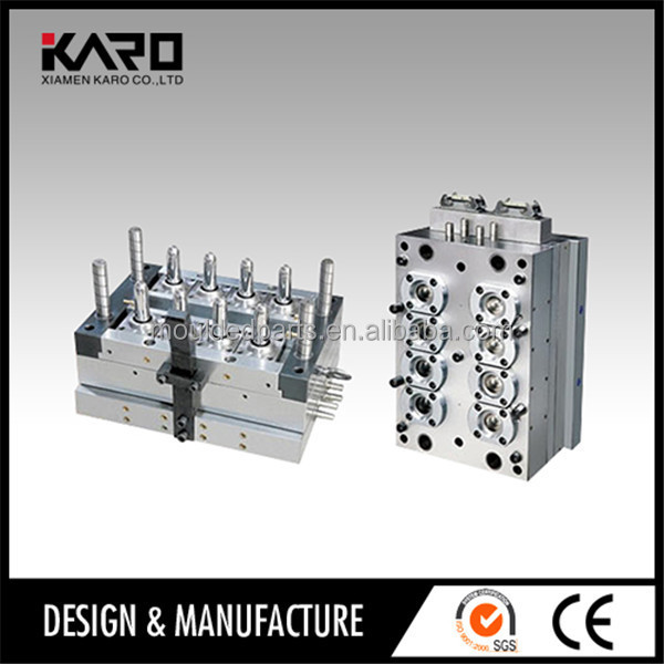 Plastic Products Processing Injection Mold Number Candle Mold