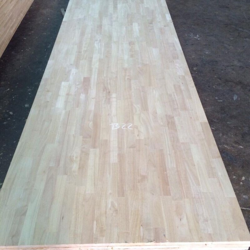 aa good quality rubberwood finger joint board for sale