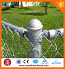 Factory Price 60*60 mm PVC Coated Chain Link Fence for Basketball Playground