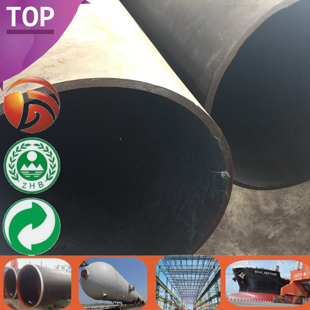 ASTM A333 Best Selling boiler tube specifications Standard Sizes 16mm wall thickness carbon seamless steel pipe