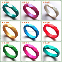 BPA Free Food Grade Silicone Rubber Bracelets for Kids