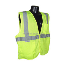 China factory customized hi vis reflective safety vest